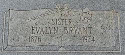 Evalyn <i>Magruder</i> Angle Bryant