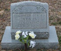Elizabeth Lenora Alvis