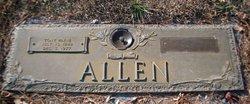 Clyde Eugene Butch Allen