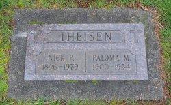 Nicholas P Theisen