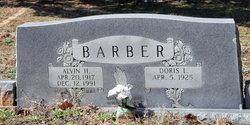 Alvin Henry Barber