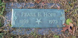 Pearl E. Hoff