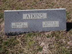 Philip Sheridan Atkins