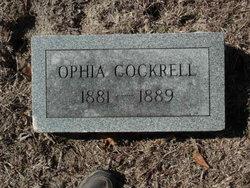 Ophia Cockrell