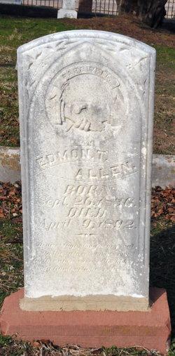 Edmon T. Allen