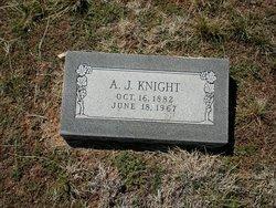 Arthur Jefferson A.J. Knight