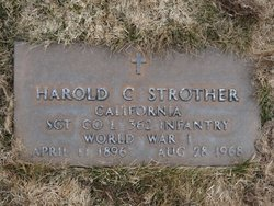 Harold C. Strother