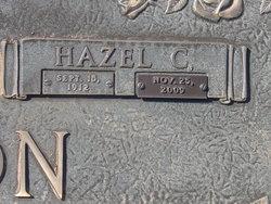 Hazel <i>Chrisman</i> Mason