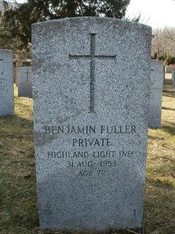 Benjamin Fuller