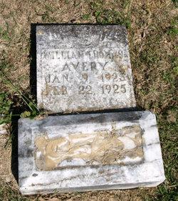 William Thomas Avery