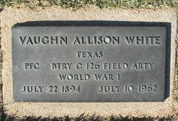 Vaughn Allison White