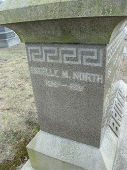 Estelle M North