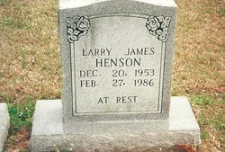 Larry James Henson