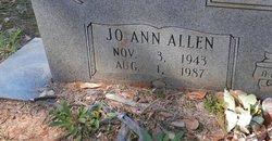 Jo Ann <i>Allen</i> Bell