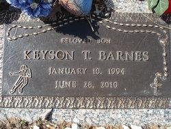 Keyson T. Barnes