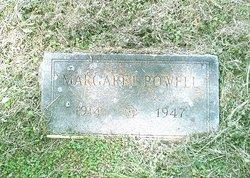 Margaret E. <i>Smith</i> Powell