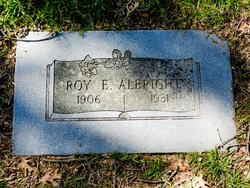 Roy E. Albright