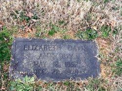 Elizabeth Davis Anthony