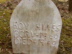 ROY HINES