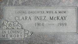 Clara Inez McKay