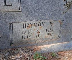 Haymon R Bell