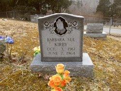 Barbara Sue Kirby