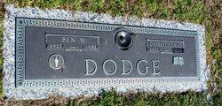 Benjamin W. Ben Dodge