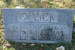 John W Gulick, Sr