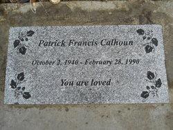 Patrick Francis Calhoun