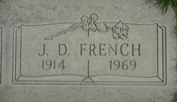 J D French