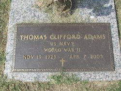Thomas Clifford Adams
