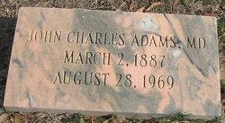 Dr John Charles Adams
