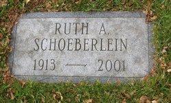 Ruth A. Schoeberlein