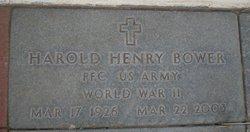 Harold Henry Bower