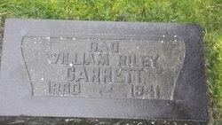 William Riley Garrett