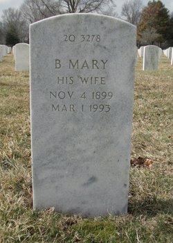 B Mary Meyers