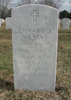 Edward J Meyers