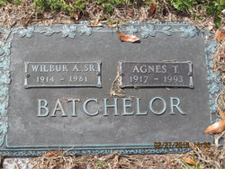 Agnes Mae <i>Thornton</i> Batchelor