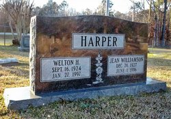 Welton H Harper