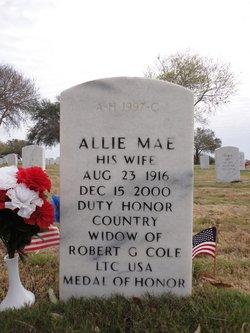 Allie Mae Beall
