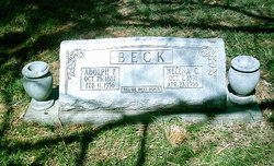 Adolph Fred Beck