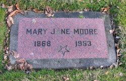 Mary Jane <i>Chambers</i> Moore