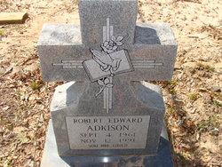 Robert Edward Adkison