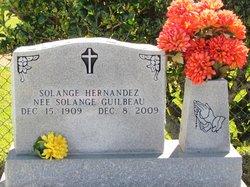 Solange Sue Sue <i>Guilbeau</i> Hernandez