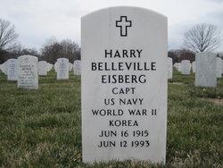 Harry Belleville Eisberg, Jr
