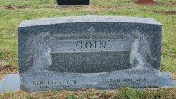 George Washington Elder Goin