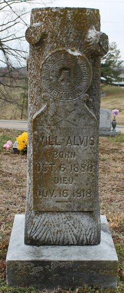 William Will Alvis