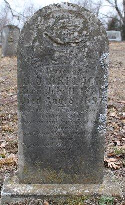 Susan Anna <i>Joplin</i> Arflack