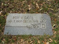 Roy Vernon Davis