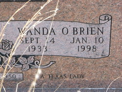 Wanda Thelma <i>O'Brien</i> Johnson